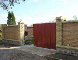 Как выбрать ворота для дачи