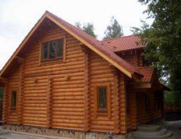 Надежные и практичные дома из сруба