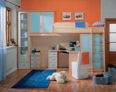 Советы по выбору мебели в детскую