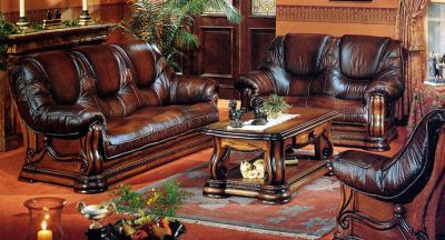 Кожаная мебель – стоит ли ее покупать?