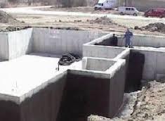 Гидроизоляция стен жилых строений