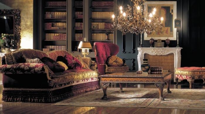 Jumbo Gruppo Italia — роскошная итальянская мебель из массива