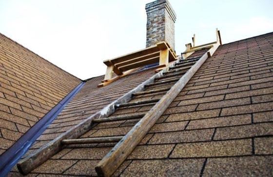 Обеспечение безопасности при работе на крыше