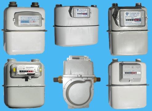 Счетчики газа: какой выбрать и где лучше покупать