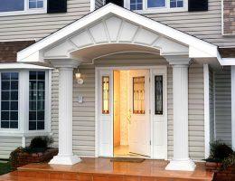 Выбор двери для дома и загородного дома