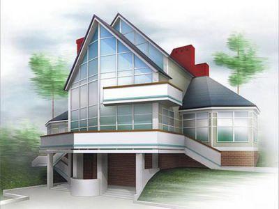 Проектирование и готовые дома под ключ