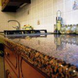 Материалы для кухонных столешниц