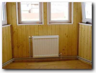 Как самостоятельно заменить радиатор отопления
