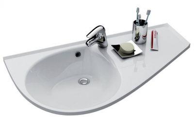 Как надо выбирать умывальники для ванной?