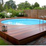 Как установить бассейн на своем участке?