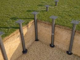 Фундаменты: характеристики свайно-винтовых конструкций
