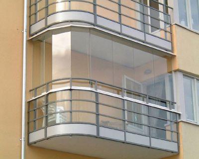 Остекление и утепление лоджий и балконов