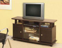 Выбор тумбы под телевизор для дома