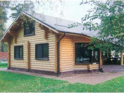 Основные преимущества и недостатки при строительстве дома из бревна или бруса