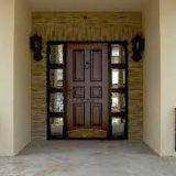 Различные виды входных дверей