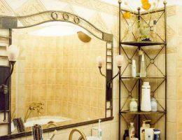 Оформление и дизайн ванной комнаты