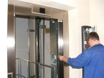 Особенности монтажа лифтов