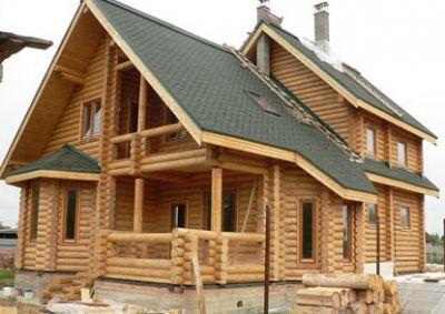 Плюсы и минусы бревенчатых строений
