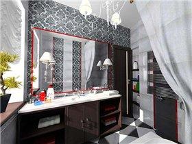 Дизайн ванной комнаты — практические советы