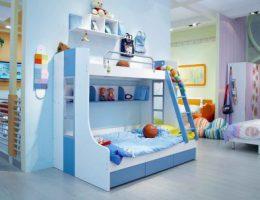 Детская спальня – выбираем идеальное оформление