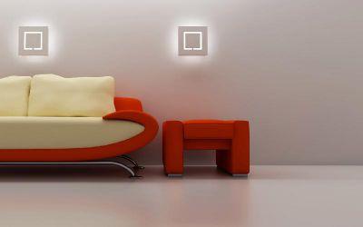 Настенные светильники в интерьере: куда повесить?
