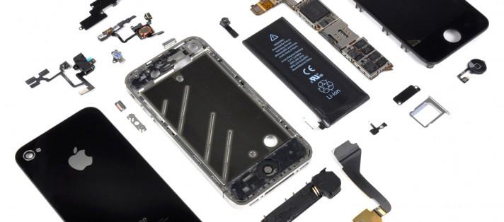Запасные части для мобильного телефона и смартфона