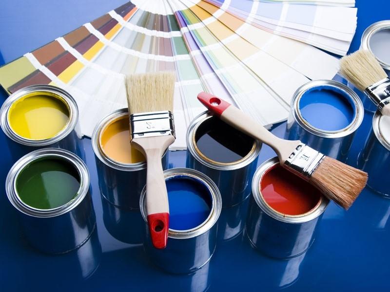 Выбор краски для внутренних работ