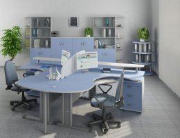 Мебель в офис для удобной работы