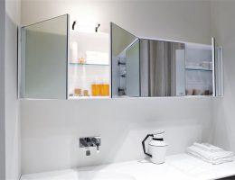Основные разновидности шкафов для ванной комнаты