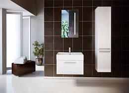 Выбираем практичную мебель и сантехнику для ванной комнаты