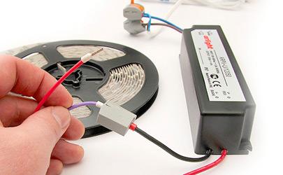 Как подобрать блок питания для светодиодной ленты