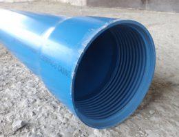 Трубы НПВХ для скважин с резьбой