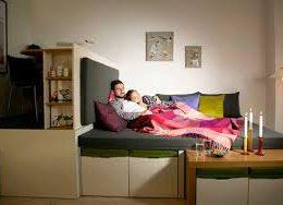 Выбираем мебель для малогабаритной квартиры