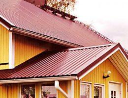 Самые уязвимые места на крыше