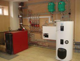 Как подключить газовый котел к системе отопления, поэтапное формирование всей отопительной системы
