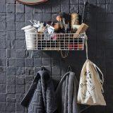 DIY для новичков: делаем органайзер в ванную комнату