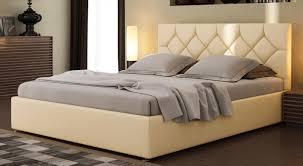 Выбираем спальную кровать с подъемным механизмом