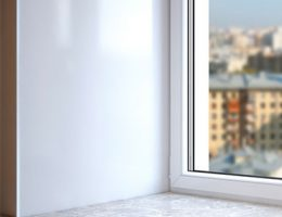 Нужны ли откосы к пластиковым окнам? Ответ очевиден