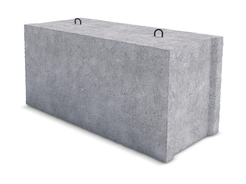 Особенности фундаментных блоков