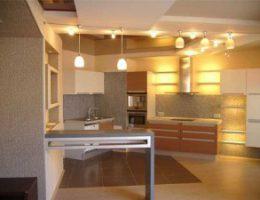 Зонирование пространства кухни