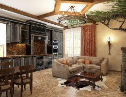 Экологичная мебель из массива