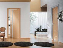 Кака выбратьцвет межкомнатных дверей