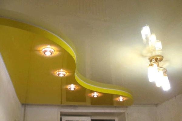 Особенности выбора подвесных конструкций для потолка
