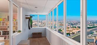 Особенности выгодного остекления балконов и лоджий