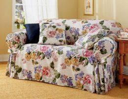 Чехлы для мебели — освежаем интерьер
