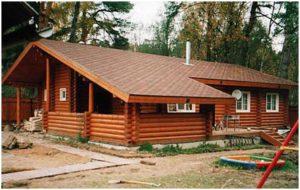 Особенности применения деревянных конструкций