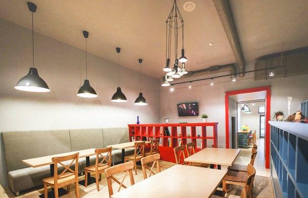 Как правильно организовать пространство в кафе, магазине или на складе?