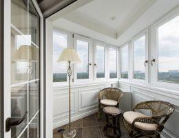 Как обустроить балкон: идеи