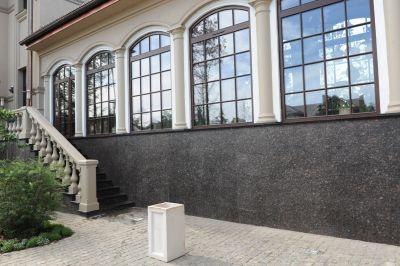 Мрамор в облицовке зданий и помещений