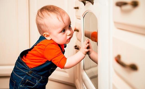 Безопасный для ребенка интерьер